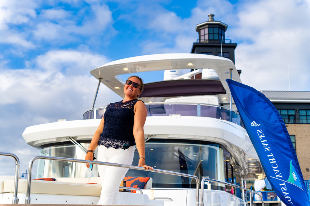 The second Steelpointe Yacht and Charter Show wows guests!